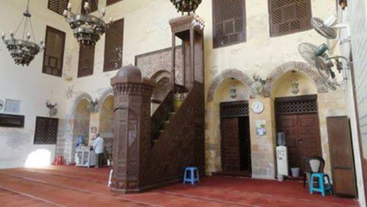 مسجد المعيني في دمياط