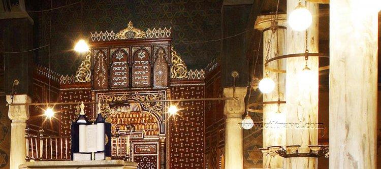 كنيس بن عزرا في القاهرة بمصر