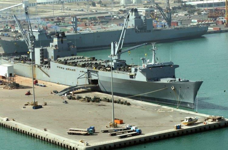 ميناء الشعيبة في مكة المكرمة