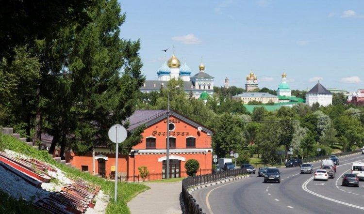 مدينة سرغيايف بوساد