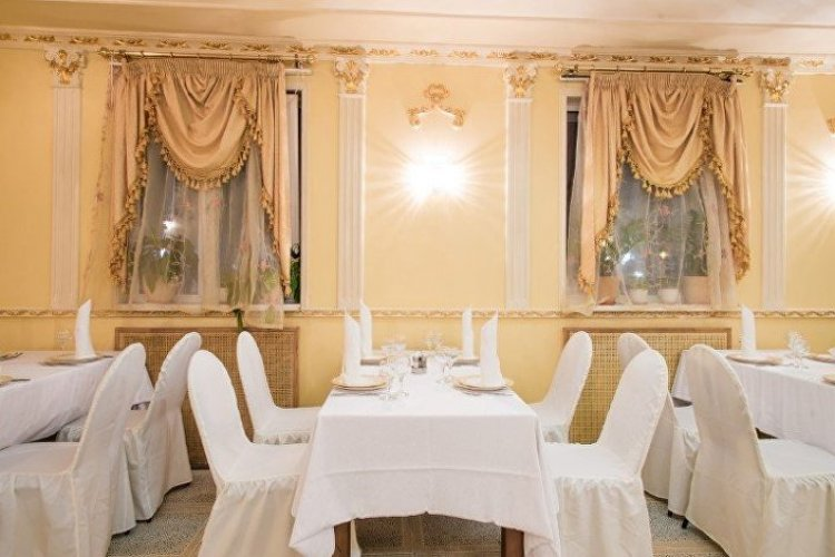 مطعم أوكينو في موسكو