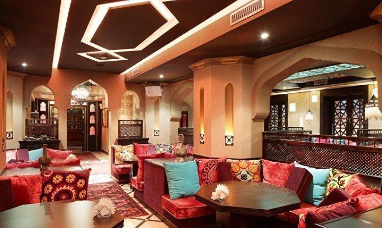 مطعم سلطان في موسكو