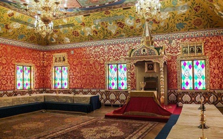 قصر كولومينسكوي