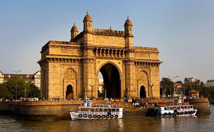 صوره قديمه لبوابه الهند