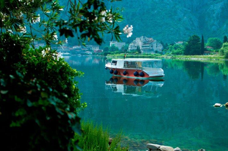 شواطئ الجبل الأسود