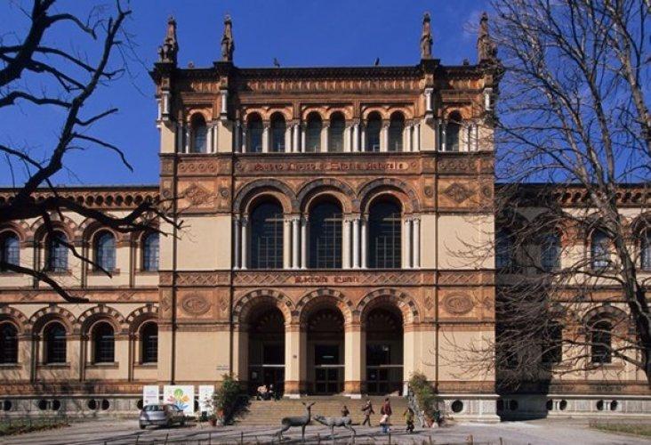 متحف ميلانو للتاريخ الطبيعي في ميلانو - إيطاليا