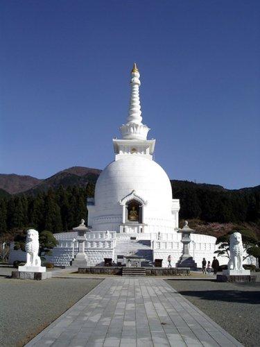 قبة سنوبا البوذية Dome of Stupa في كاتماندو