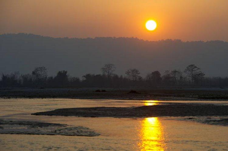 منتزه شيتوان الملكي الوطني في نيبال