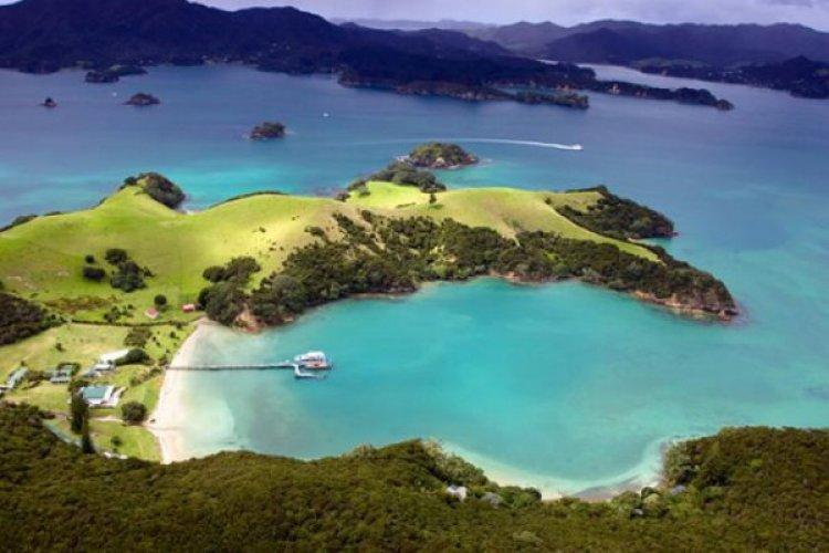 خليج الجزر