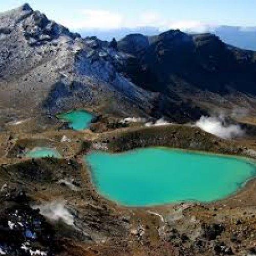حديقة تونغاريرو الوطنية في نيوزيلندا