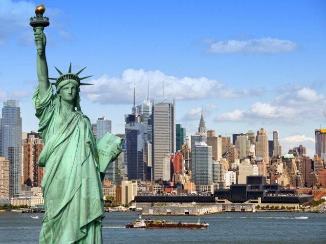 تمثال الحرية تحفة فنية رائعة