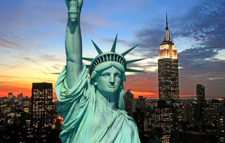 تمثال الحرية موقع للتراث العالمي