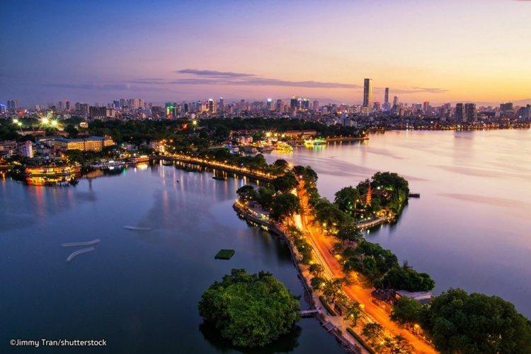 باريس الشرق .. هانوي عاصمة فيتنام