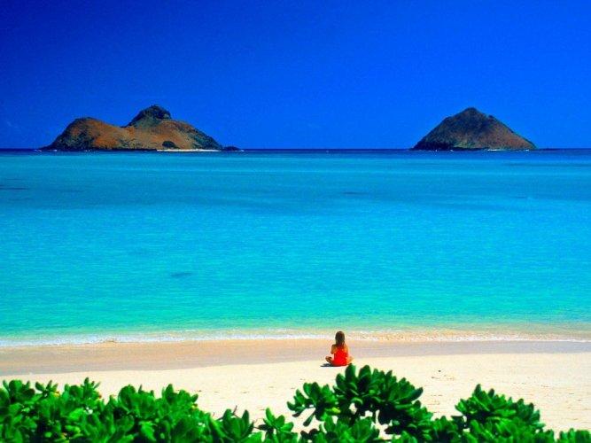 شواطي جزيرة أواهو