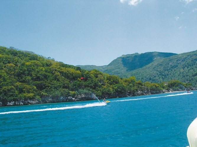 سحر مناظر هايتي