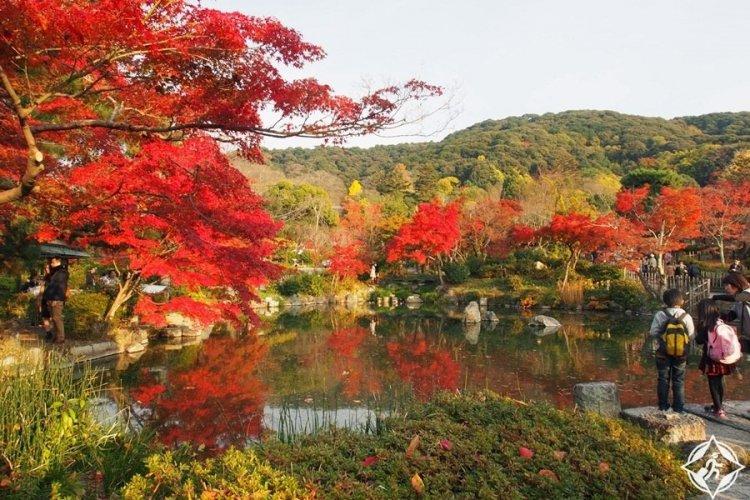 حديقة ماروياما كوين في سابورو