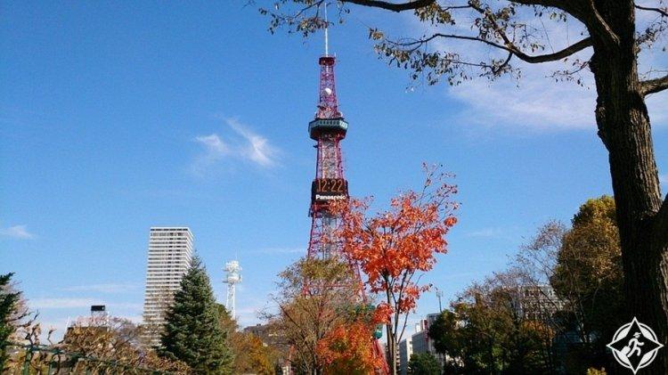 برج التليفزيون في سابورو
