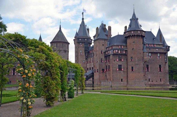 قلعة دي هار