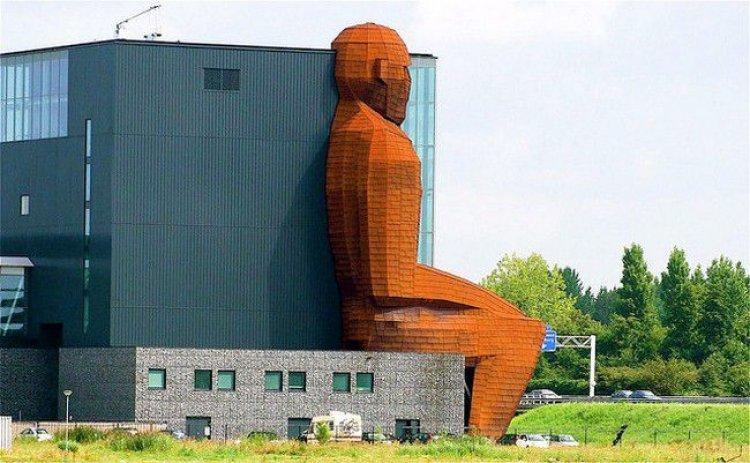 متحف جسم الانسان في أمستردام هولندا