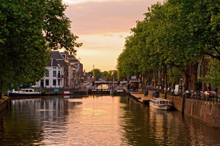 مدينة اوتريخت في هولندا