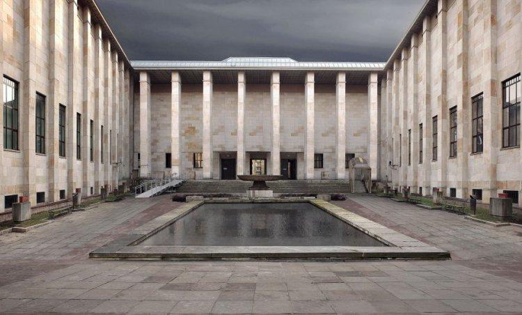 المتحف الوطني في وارسو - بولندا