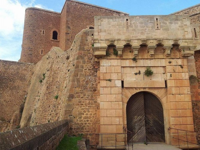 قلعة سانتا كروز في وهران