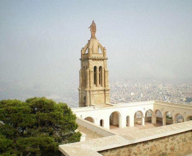 قلعة سانتا كروز في وهران - الجزائر