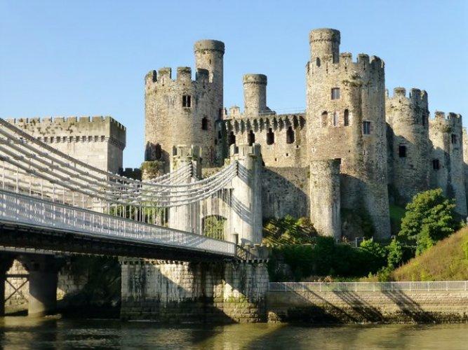 قلعة كونوي في ويلز