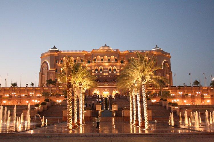 قصر الإمارات في أبوظبي