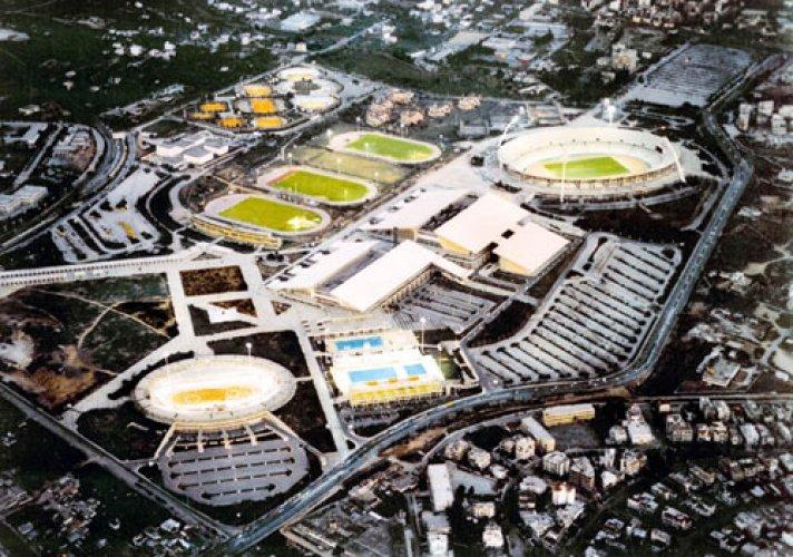 الملعب الأولمبي في أثينا - اليونان