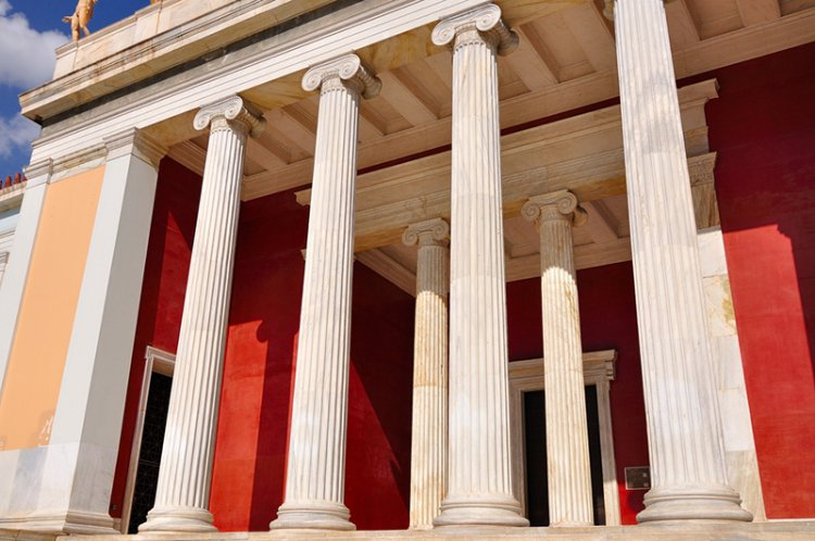 متحف الآثار الوطني اليونان