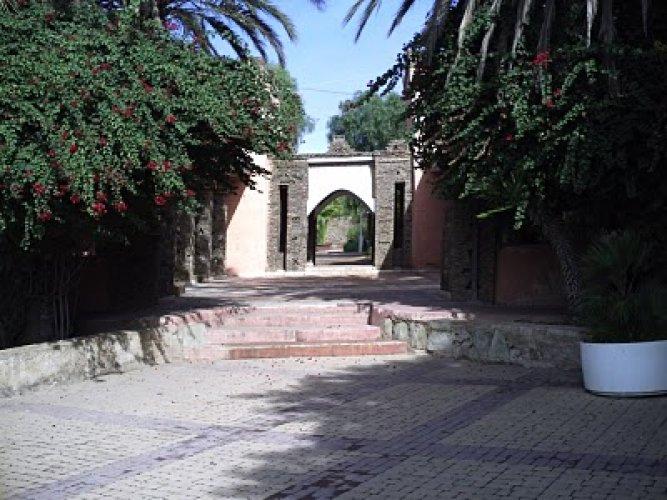 حديقة العشاق في أكادير