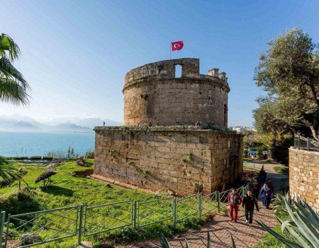 برج هيديرليك - Hidirlik Tower