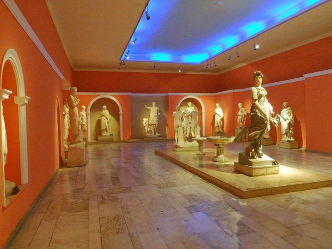 متحف أنطاليا الأثري في أنطاليا