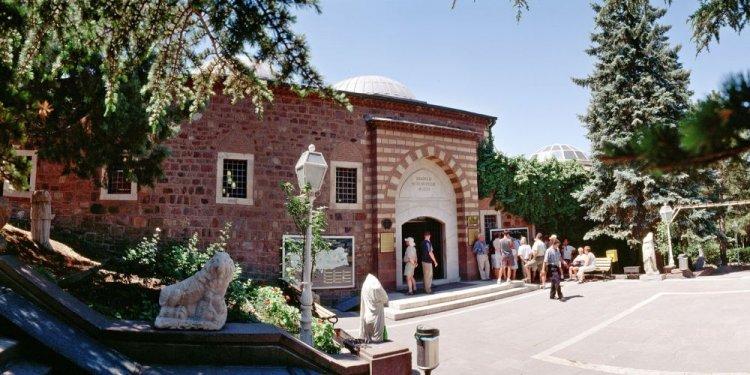 حمام روما القديم في أنقرة - تركيا