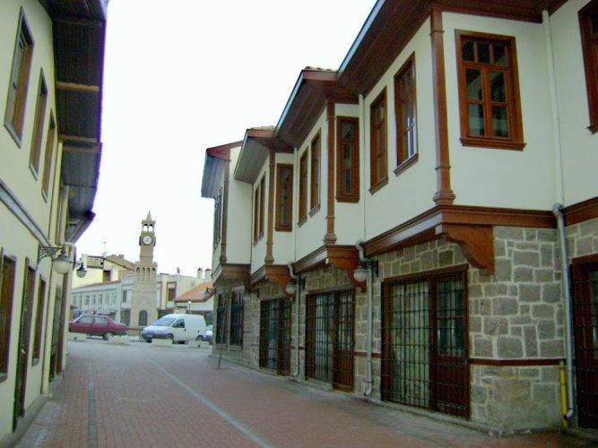 منطقة حمام أونو في أنقرة