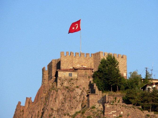 قلعة انقرة - تركيا