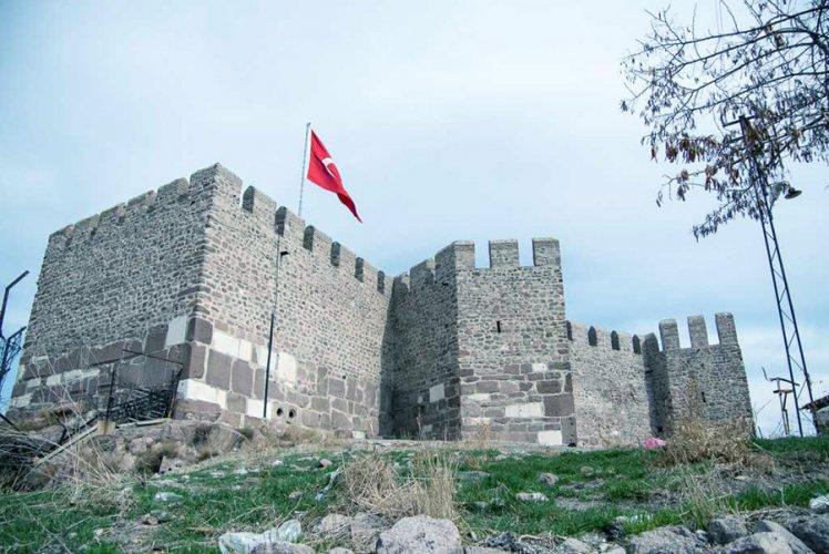 قلعة انقرة