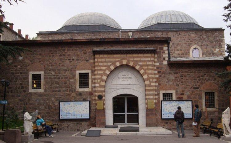 متحف الأناضول الحضاري في أنقرة
