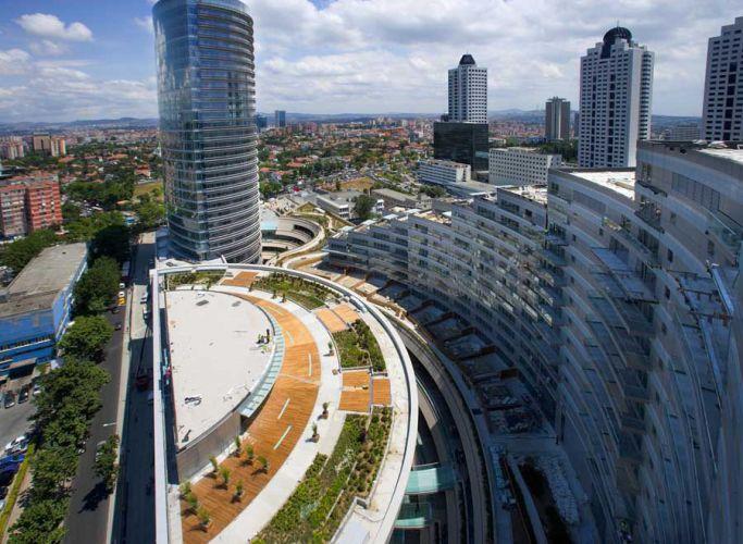 مركز كانيون التجاري في اسطنبول - تركيا