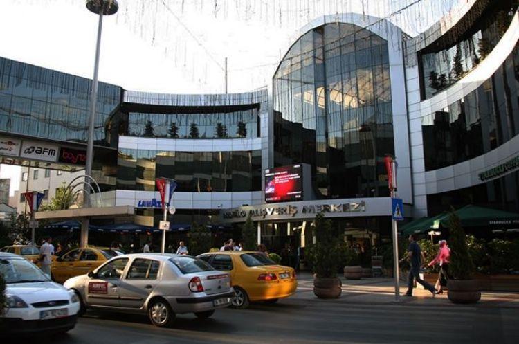 مركز بروفيليو التجاري في اسطنبول