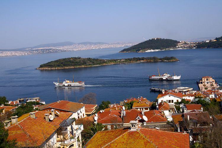 جزيرة الأميرات في اسطنبول