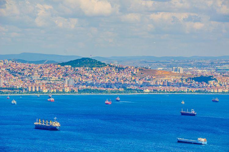 جزيرة الأميرات في اسطنبول - تركيا