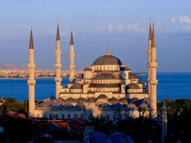 اضخم المساجد في تركيا والعالم الاسلامي