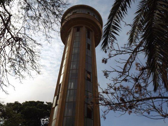 برج الحديقة