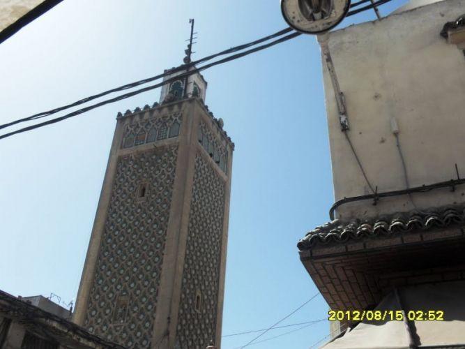 جامع الشلوح في الدار البيضاء - المغرب
