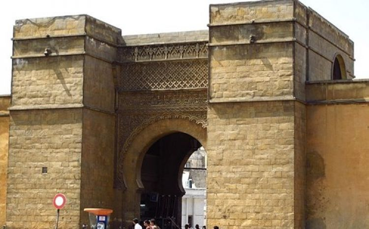 باب مراكش في الدار البيضاء