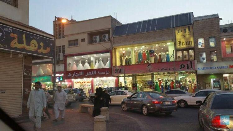 ef312babf سوق الحب الشعبي في الدمام - السعودية - سائح