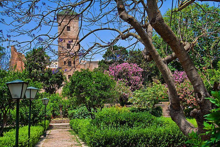 الحدائق الأندلسية في الرباط - المغرب