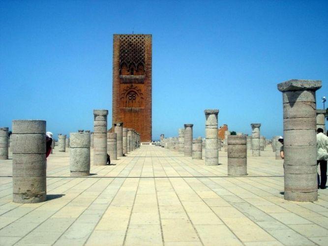 صومعة حسان في الرباط - المغرب